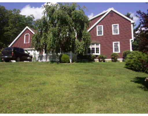 Single Family Home for Sale at 45 Westford Road Stafford, Connecticut 06076 United States