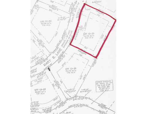 Land for Sale at 13 Mary B. Lane Plymouth, Massachusetts 02360 United States