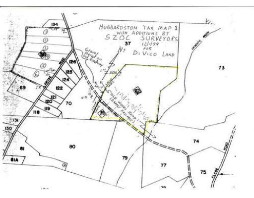 Land for Sale at 72 Selfridge Road Hubbardston, 01452 United States