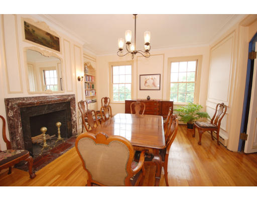 sold property at 380 Beacon Street