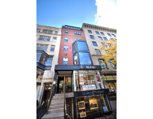 Additional photo for property listing at 118 Newbury Street 118 Newbury Street Boston, Massachusetts 02116 États-Unis