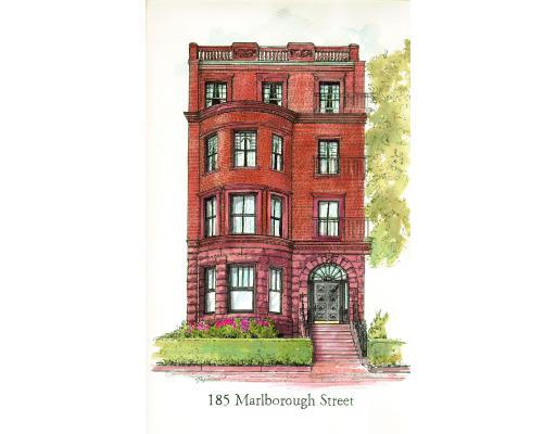 sold property at 185 Marlborough