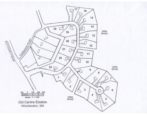 Land for Sale at 1 Cummings Road Winchendon, Massachusetts 01475 United States