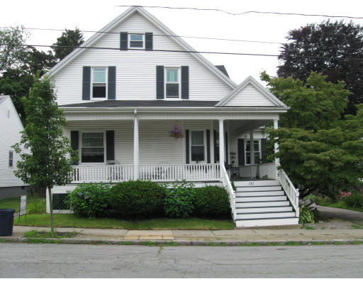 SHORT SALE: 261 Valentine Street, Fall River, MA. 4 bed 2 bath.