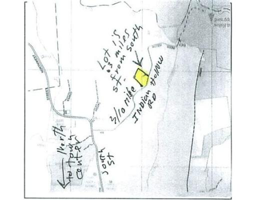 Land for Sale at 1 Indian Hollow Road 1 Indian Hollow Road Chesterfield, Massachusetts 01012 United States