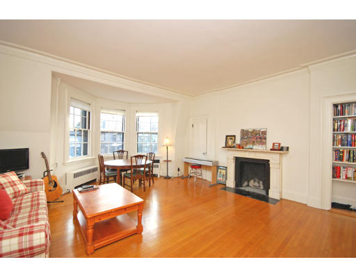 Property Of 133 Marlborough Street