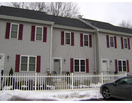 FORECLOSURE: (Condo) 5239 N Main Street, Fall River MA. 2 bed, 1.5 baths.