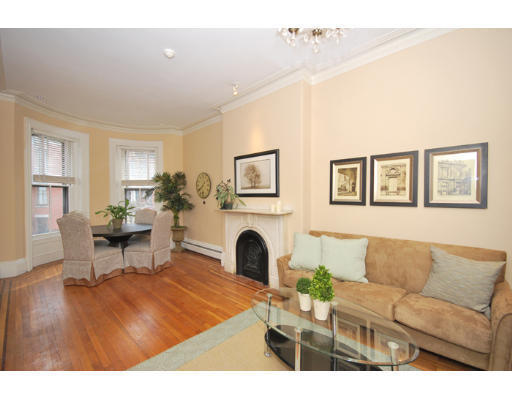 Additional photo for property listing at 103 Appleton 103 Appleton Boston, Massachusetts 02118 États-Unis
