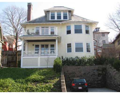 Townhome / Condominium for Rent at 129 University Road 129 University Road Brookline, Massachusetts 02445 United States