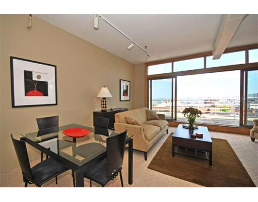 Additional photo for property listing at 120 Fulton Street 120 Fulton Street Boston, Массачусетс 02109 Соединенные Штаты