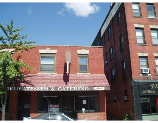 Commercial for Rent at 118 Water Street 118 Water Street Worcester, Massachusetts 01604 United States