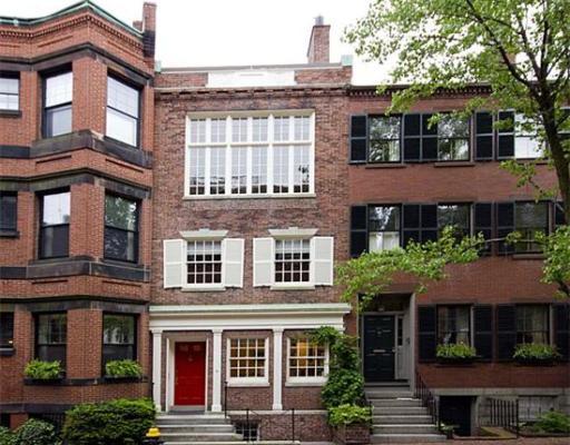 sold property at 38 Pinckney Street