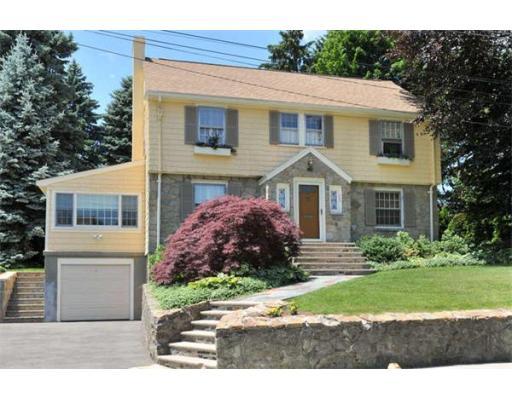 Single Family Home for Sale at 289 School Street Belmont, Massachusetts 02478 United States