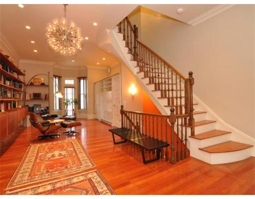 sold property at 141 West Newton Street