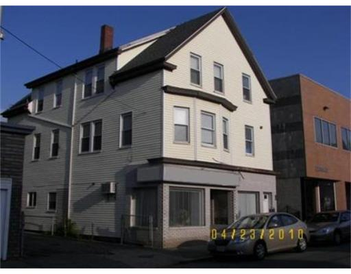 Multi-Family Home for Sale at 1653 Acushnet Avenue New Bedford, Massachusetts 02746 United States