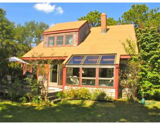 Single Family Home for Rent at 21 Nat's Farm, WT113 21 Nat's Farm, WT113 West Tisbury, Massachusetts 02575 United States