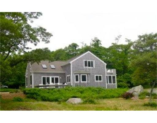 Casa Unifamiliar por un Alquiler en 9 Beetlebung Grove Way, CH208 Chilmark, Massachusetts 02535 Estados Unidos
