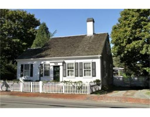 Single Family Home for Rent at 113 Upper Main St, ED318 Edgartown, 02539 United States