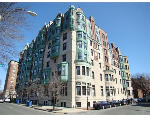 Apartment for Rent at 4 Charlesgate Street 4 Charlesgate Street Boston, Massachusetts 02115 United States