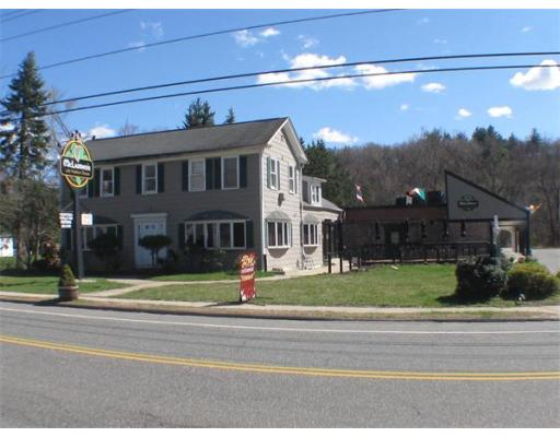 Commercial for Sale at 546 Main Street 546 Main Street Hampden, Massachusetts 01036 United States