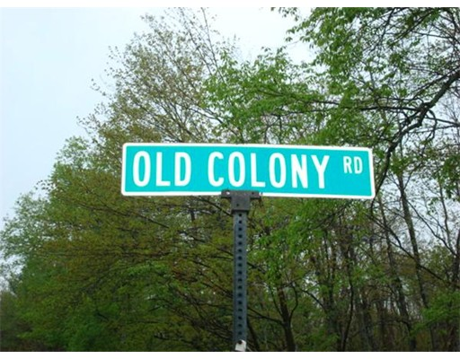 Land for Sale at Old Colony Road Princeton, Massachusetts 01541 United States