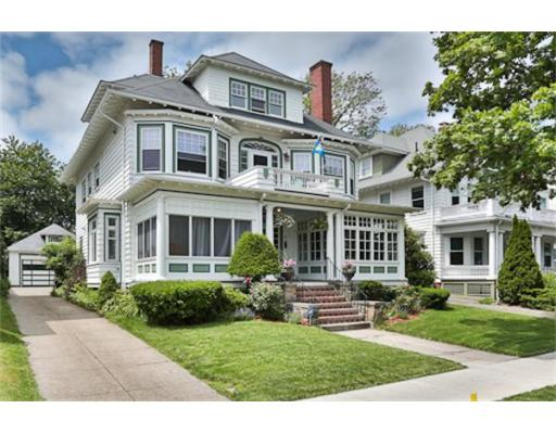 Single Family Home for Sale at 99 Ocean Street Lynn, Massachusetts 01902 United States