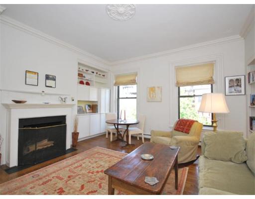 Casa de pueblo / Apartamentos por un Alquiler en 315 Beacon Street 315 Beacon Street Boston, Massachusetts 02116 Estados Unidos