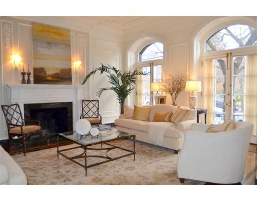 74 Beacon St, Boston, MA Beacon Hill Boston, $13,950,000
