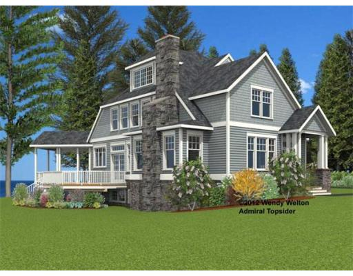 Maison unifamiliale pour l Vente à 13 Shore Lane Dover, New Hampshire 03820 États-Unis