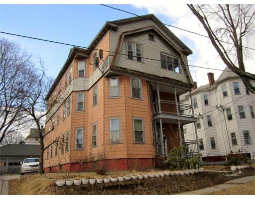 Rental Homes for Rent, ListingId:23360509, location: 3 Henderson Avenue Worcester 01603
