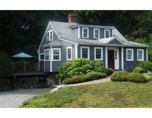 Casa Unifamiliar por un Venta en 498 Main Street Boxford, Massachusetts 01921 Estados Unidos