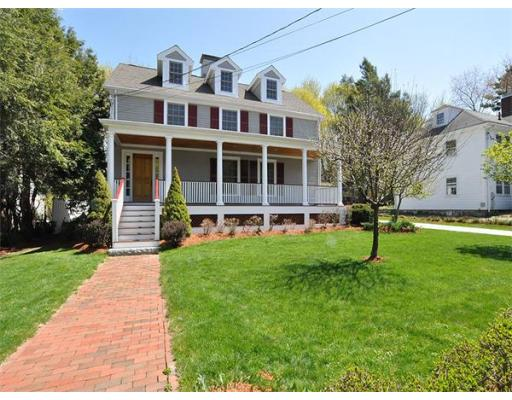sold property at 166 School Street