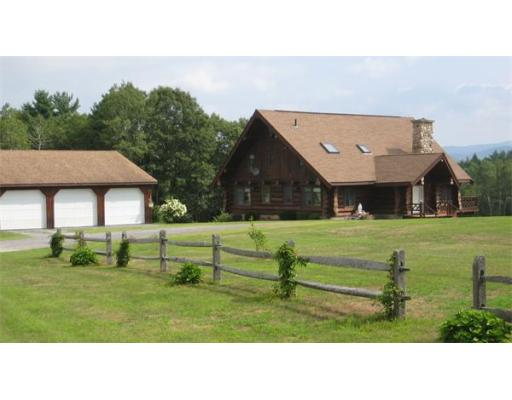 Частный односемейный дом для того Продажа на 1555 County Road Haverhill, Нью-Гэмпшир 03774 Соединенные Штаты
