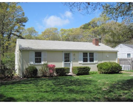 27  Lake Road West,  Yarmouth, MA