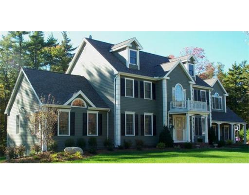 Частный односемейный дом для того Продажа на 6 Harmony Lane Easton, Массачусетс 02356 Соединенные Штаты