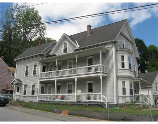 Rental Homes for Rent, ListingId:23979680, location: 759 River Street Fitchburg 01420