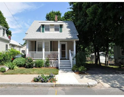 Single Family Home for Sale at 16 Valley Street Malden, Massachusetts 02148 United States