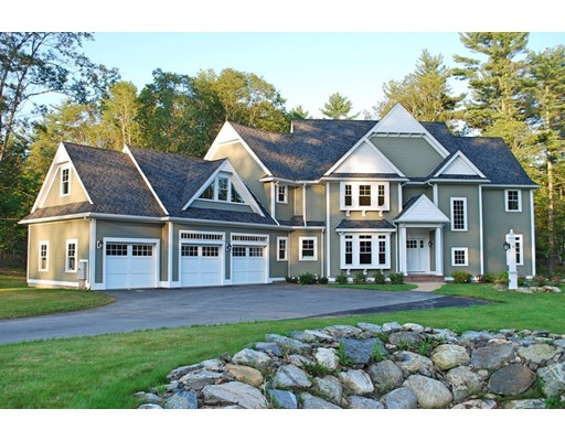 Single Family Home for Sale at 15 Sagamore Lane Boxford, Massachusetts 01921 United States