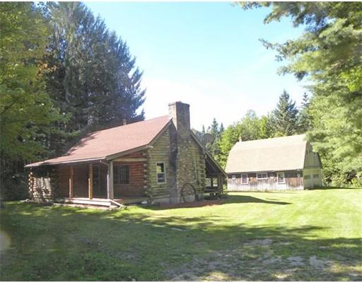 Casa Unifamiliar por un Venta en 43 Swamp Road Heath, Massachusetts 01346 Estados Unidos