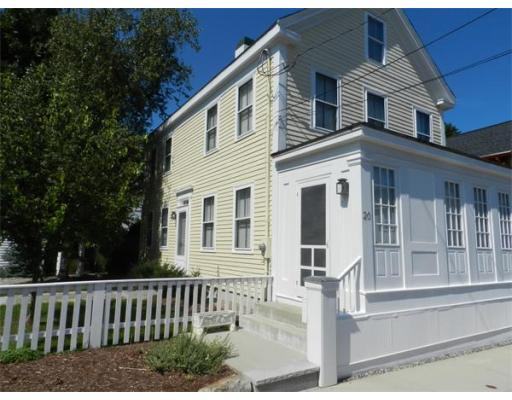20  Salem Street,  Newburyport, MA