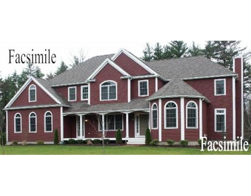 Single Family Home for Sale at 4 Harmony Lane Easton, Massachusetts 02356 United States