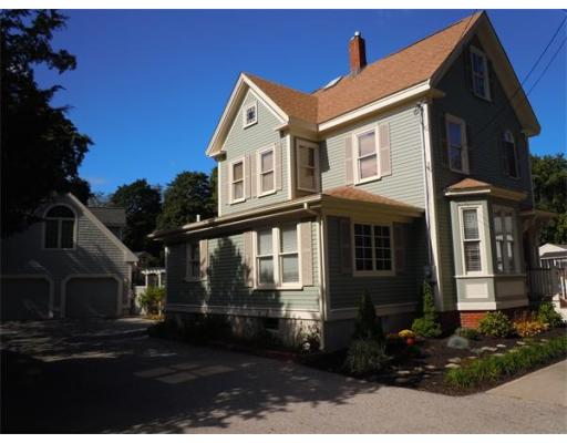 14  Oak St,  Newburyport, MA