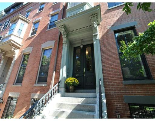 sold property at 25 Union Park, Boston, Massachusetts, 02118