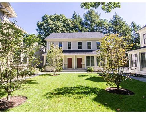 Condominium for sale in 4 Brattle Circle , Cambridge, Middlesex