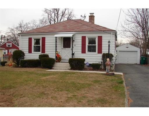 276  Beauchamp Terrace,  Chicopee, MA