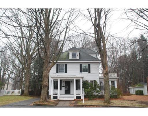 独户住宅 为 销售 在 51 Columbia Park Haverhill, 马萨诸塞州 01830 美国