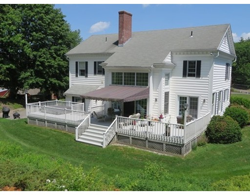 Casa Unifamiliar por un Venta en 898 Bernardston Road Greenfield, Massachusetts 01301 Estados Unidos