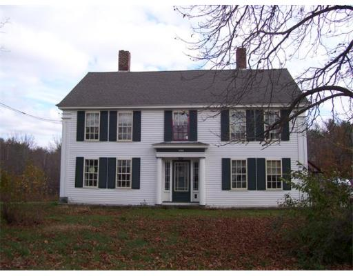 Single Family Home for Sale at 1232 PLEASANT Street Athol, Massachusetts 01331 United States
