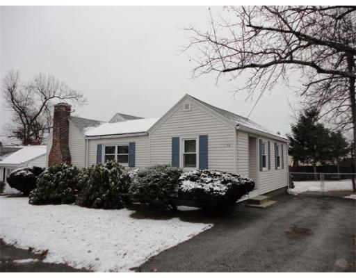 Rental Homes for Rent, ListingId:26204505, location: 34 Arbutus Road Worcester 01606