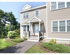 Canton Massachusetts townhouse photo